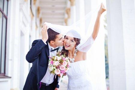 wedding at autumn